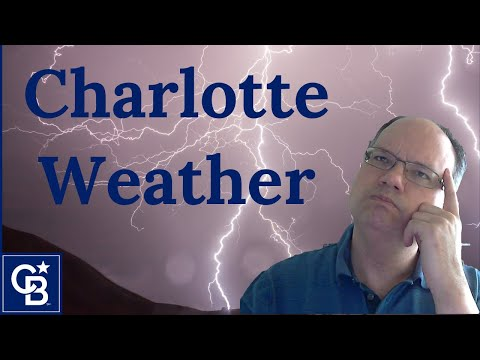 Weather In Charlotte | Charlotte NC Weather Year Round