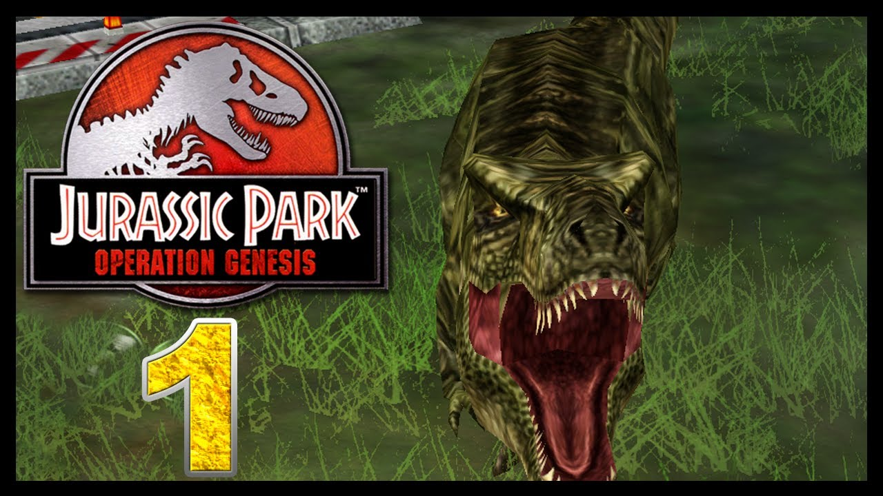Add On Jurassic Park Operation Genesis