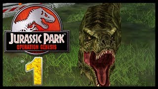 Jurassic Park: Operation Genesis - Episode 1 - New Park!