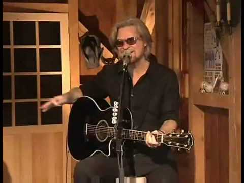 Paralyzer - Daryl Hall with Finger Eleven