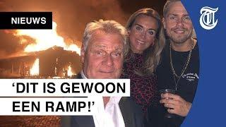 "Schoonvader André Hazes ""was er stil van"" na nieuws over woonwagenbrand"