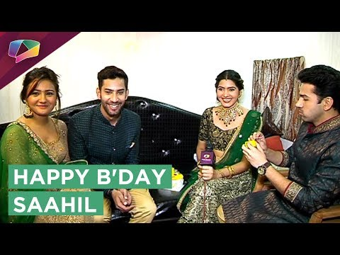 Saahil Uppal Celebrates His Birthday With Sangeita, Aashika & Karan | Exclusive