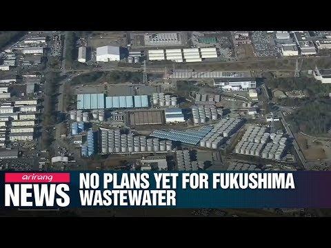 Japan tells diplomats no decision has been made on contaminated Fukushima water