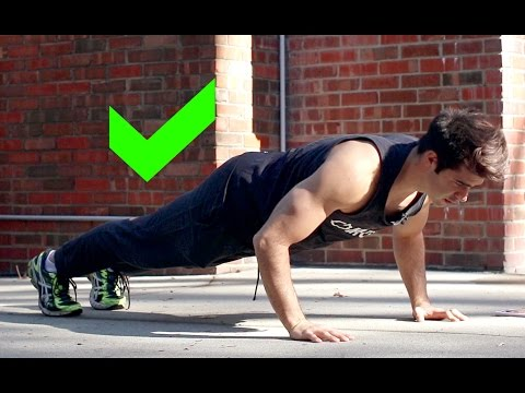 Get a Bigger Stronger Chest | Fix Your Pushup
