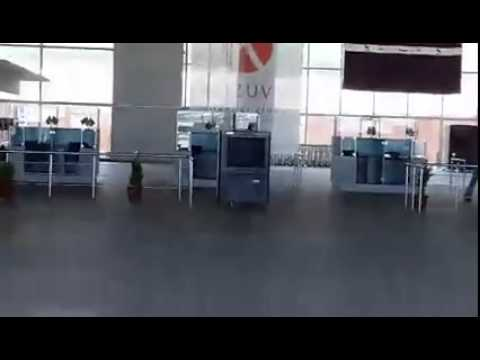 New Terminal in Mogadishu,Somalia Airport Jan 2015 Adan Cade International Airport