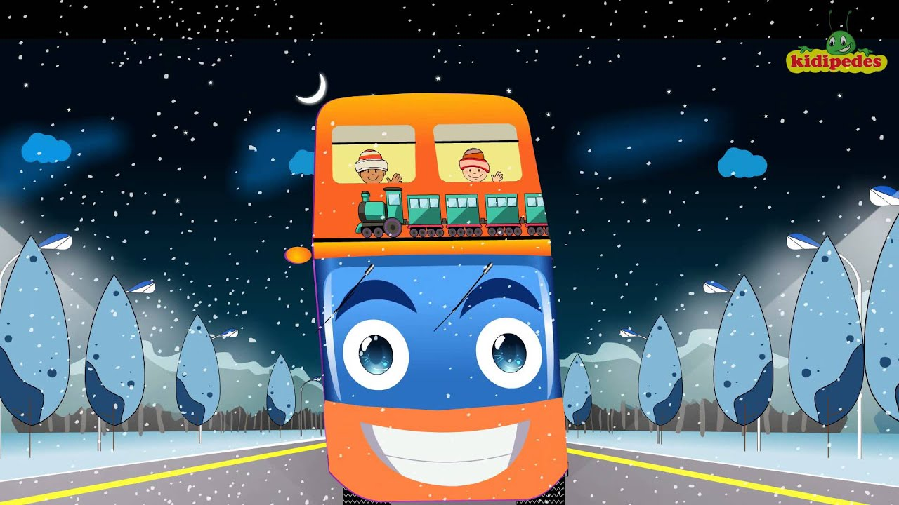 wheel on the bus pdf