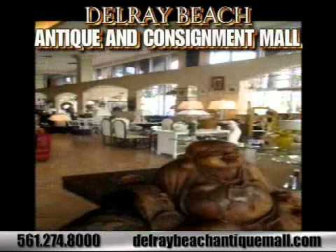 Delray Beach Antique Mall, Boca Raton, One Of A Kind Antique