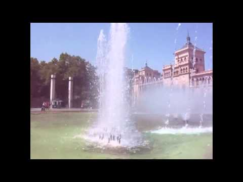 Valladolid - Fountain in the city center