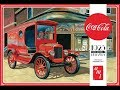 Completion of: AMT 1923 Coca Cola Delivery Truck