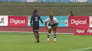 Pacific Games  Fji vs Solomon Island