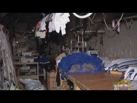 Russia's secret underground town: 200 migrant workers found under Moscow in secret underground town