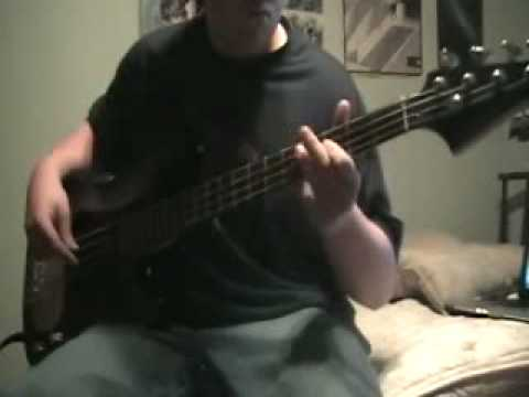 Northern Downpour Bass Cover