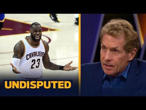 LeBron James reportedly 'tempted to beat Kyrie's a** for hurting his image' Is it true? | UNDISPUTED