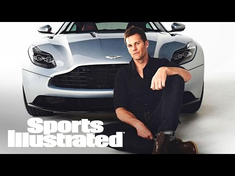 Patriots' Tom Brady Is Designing A Car For Aston Martin | SI Wire | Sports Illustrated