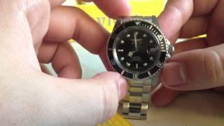 Invicta 8926OB Unboxing in Deutsch(Unboxing von meiner neuen Automatik-Uhr von Invicta! Zu finden unter folgendem Link: ..., 2013-08-14T19:07:03.000Z)
