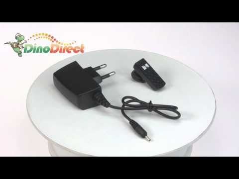 Evere E200 Mono Bluetooth Wireless Headset Headphone  from Dinodirect.com