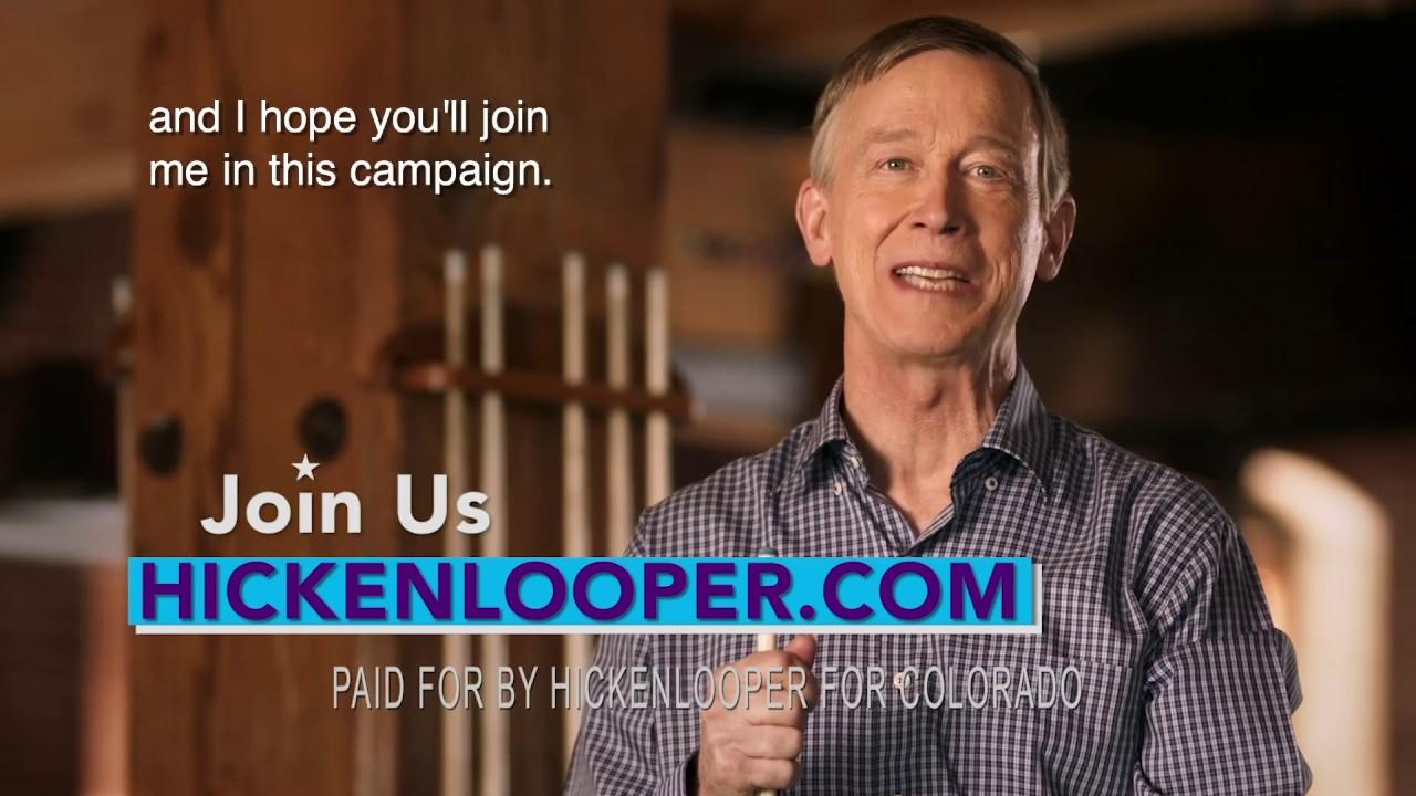 Download Not Done Fighting | John Hickenlooper is running for U.S. Senate