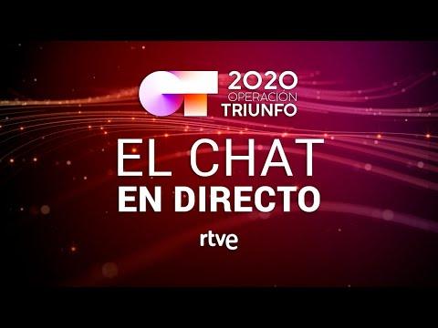 EL CHAT EN DIRECTO: GALA 12 | OT 2020