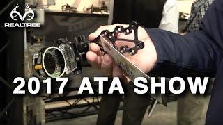 ATA 2017 Trophy Ridge React Sight