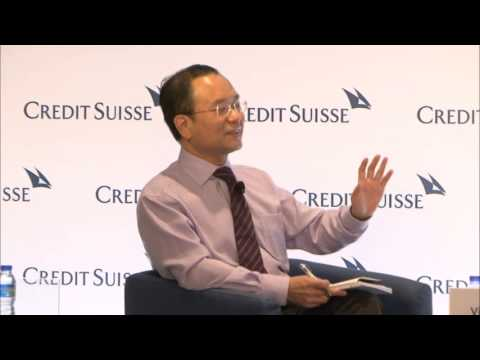 AIC 2014 Panel: The Outlook for China Structural Reform