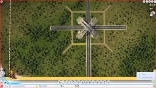 SimCity 5 Design iDeas: Highway Junction 2