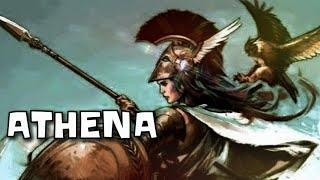 Dewi Kebijaksanaan ! Athena ( Mitologi Yunani )