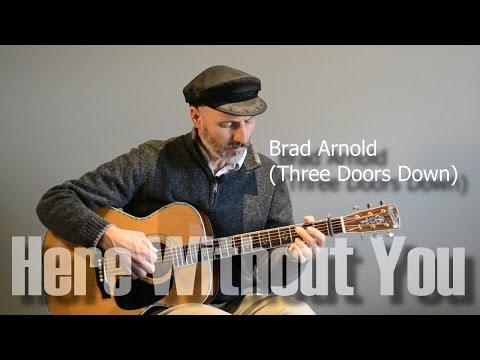 Here Without You - 3 Doors Down - Guitar Lesson