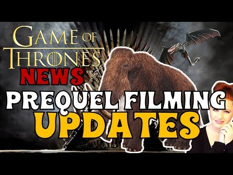 Game Of Thrones Prequel Filming, Mammoths, Children Of The Forest + Casting Call