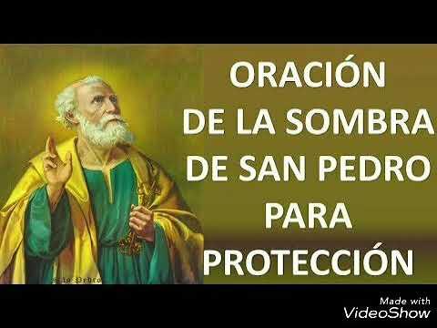 Invocación a la sombra del Señor San Pedro - YouTube