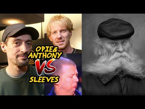 Opie & Anthony Funny Christmas Classics Compilation (Sleeves Fa La La La La over the years)