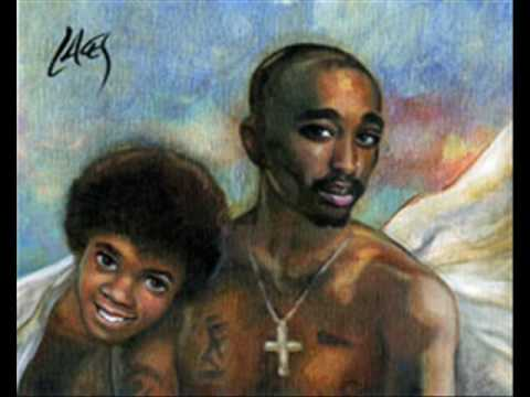 Michael Jackson featuring Tupac Shakur - Who is it