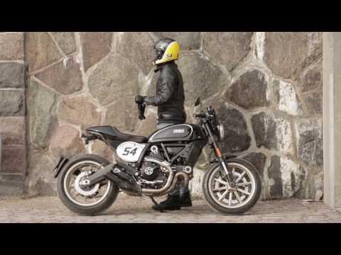 Café Racer Shooting @ Copenhagen (Backstage Video)
