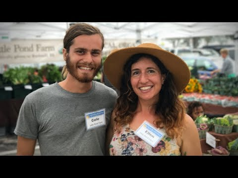5-Acre Market Garden: Organic Veggies, Flowers & More @ Litt