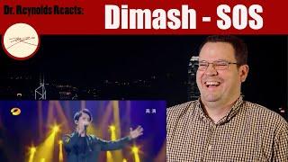 Voice Teacher Reacts to Dimash Performance of SOS
