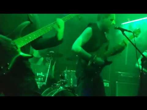 Misanthropic Existence - Rancid Vermin Flesh. live @ the Wheatsheaf, Banbury, UK. 31/05/2019