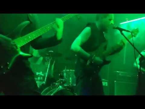 Misanthropic Existence - Rancid Vermin Flesh. live @ the Wheatsheaf, Banbury, UK. 31/05/2019