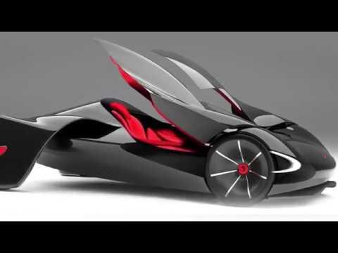 Future cars 3000 - YouTube