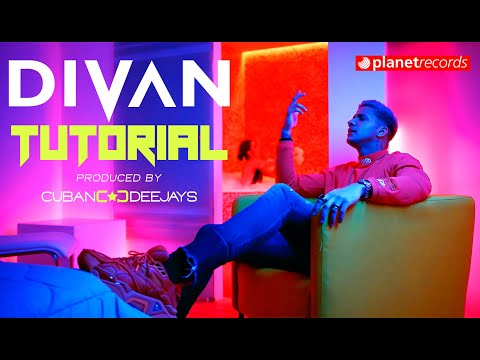 DIVAN  – Tutorial (Official Video by Rou Roff) Produced by Cuban Deejays
