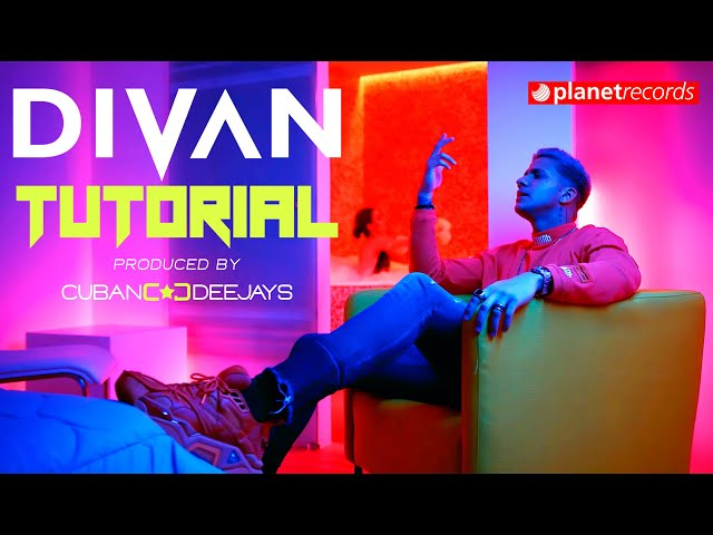 DIVAN  - Tutorial (Official Video by Rou Roff) Produced by Cuban Deejays