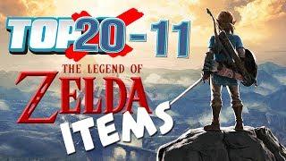TOP 20 Zelda Items (20-11) thumbnail