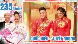 The love story of the verseas Vietnamese and promotion girl|Quoc Hieu-Tuyet Nuong| VCS #235