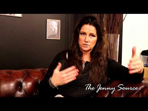 Jenny Berggren Interview Jul För Sjutton (2017) Part 4