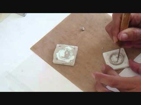 How To Make A Mold For A Silver Ring
