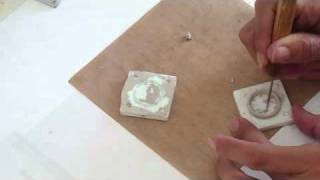 How to make PMC ring-