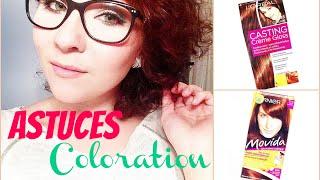 Astuces & révélation sur les colorations !