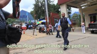 Frontera Guatemala México