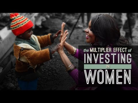 International Women's Day: The Multiplier Effect of Investing in Women