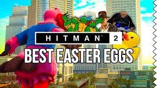 Best HITMAN 2 Easter Eggs and Secrets Discovered So Far!