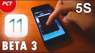 IPhone 5S En IOS 11 Beta 3 - Como Va ? (Bateria , Rendimiento Y Correcciones)