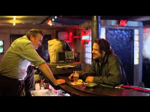 Barfly - job interview and bar scene